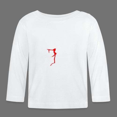 horrorcontest sixnineline - Koszulka niemowlęca z długim rękawem