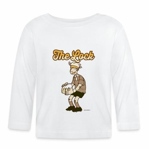 Lock_Marplo_mug - Maglietta a manica lunga per bambini