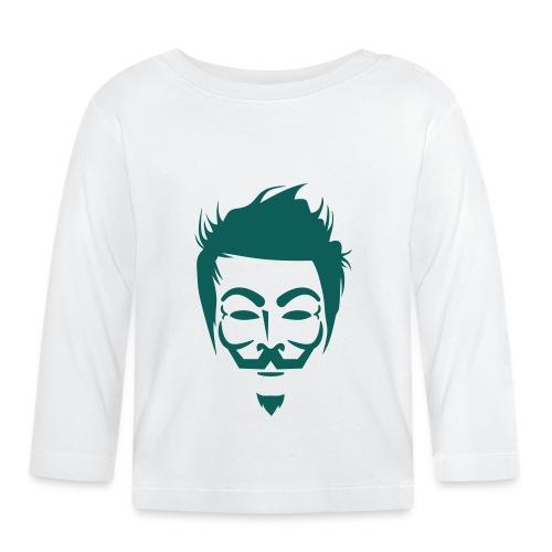 Anonymous Hipster - T-shirt manches longues Bébé
