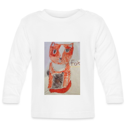 fox - Baby Long Sleeve T-Shirt