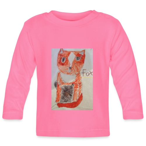 fox - Baby Long Sleeve T-Shirt