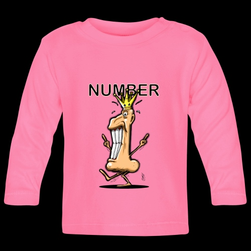 Number One! - Baby Long Sleeve T-Shirt