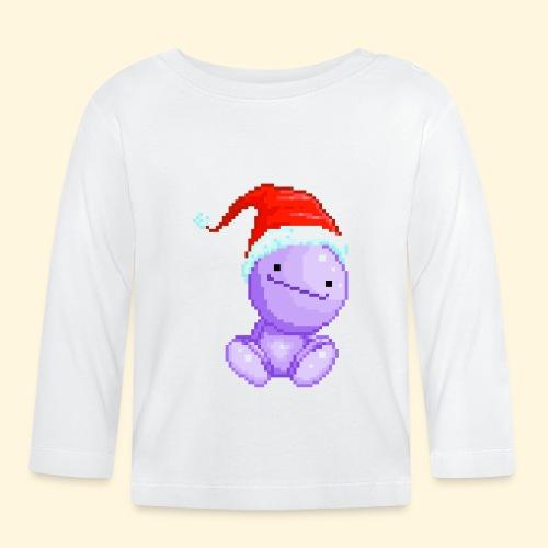 Nohohon de Noël - Bonnet du Père Noël - T-shirt manches longues Bébé