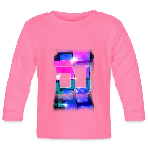 DJ by Florian VIRIOT - T-shirt manches longues Bébé