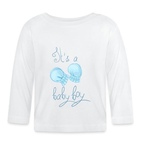 Baby boy - T-shirt manches longues Bébé