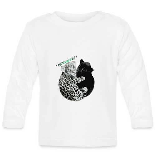 panther jaguar Limited edition - Langærmet babyshirt