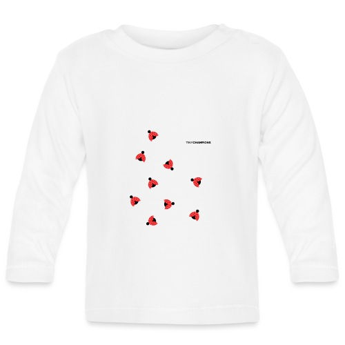 ladybird 2 design tc - Baby Long Sleeve T-Shirt
