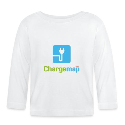 Logo ChargeMap - T-shirt manches longues Bébé