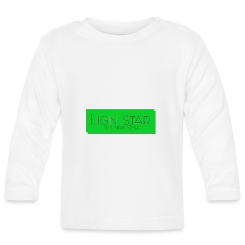 Untitled 3 png - Langærmet babyshirt