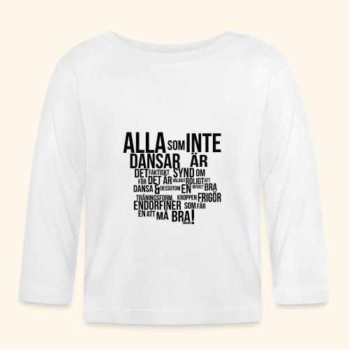 AllaSomINTE - Långärmad T-shirt baby