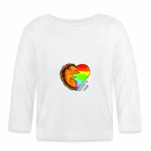 RICCIO'S TIME - Maglietta a manica lunga per bambini