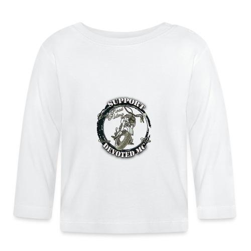 T-Shirt DEVOTEDMC SUPPORTSHOP10007 - Langarmet baby-T-skjorte