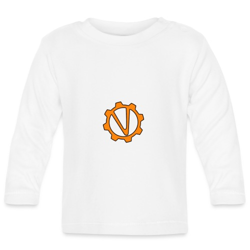 Geek Vault Merchandise - Baby Long Sleeve T-Shirt