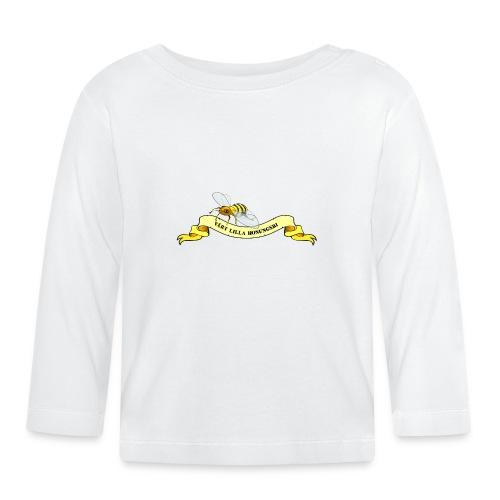 Vårt Lilla Honungsbi - Långärmad T-shirt baby