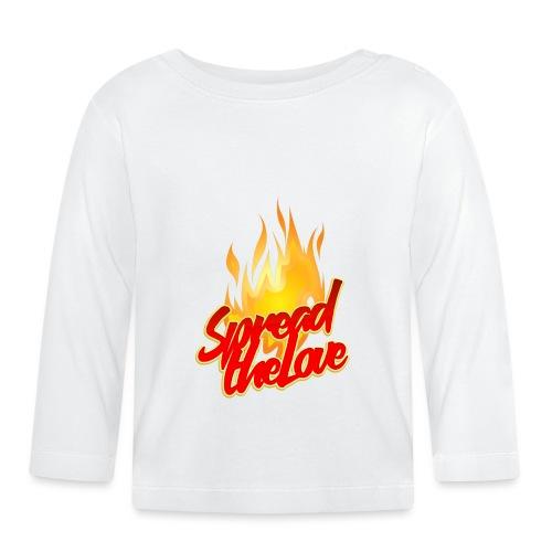spread png - Maglietta a manica lunga per bambini