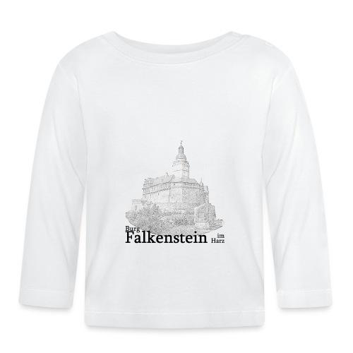 burg falkenstein harz 2 - Baby Langarmshirt