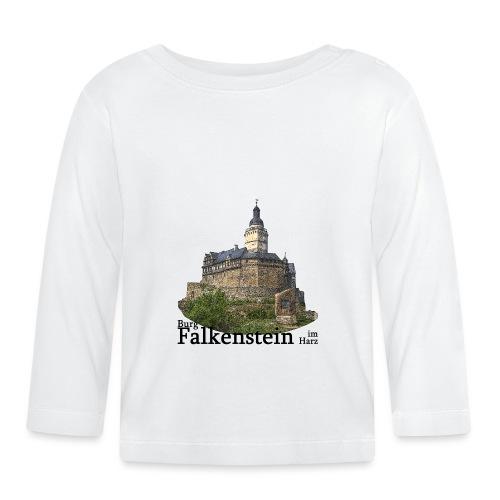 burg falkenstein harz 1 - Baby Langarmshirt