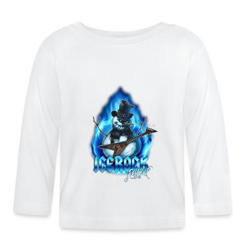 Snowman Evil - Baby Langarmshirt