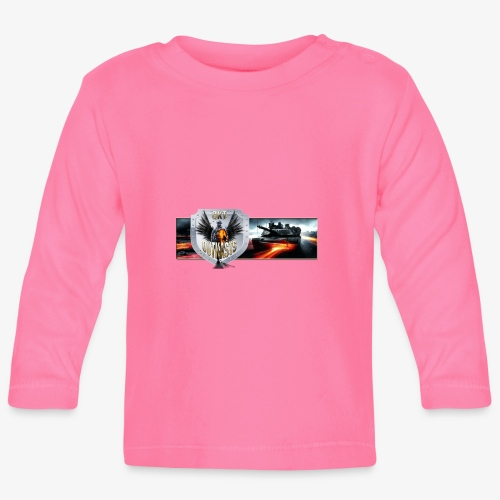 outkastbanner png - Baby Long Sleeve T-Shirt