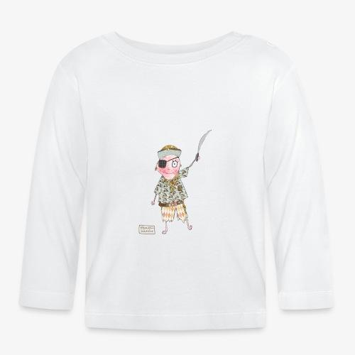 enfant pirate - T-shirt manches longues Bébé