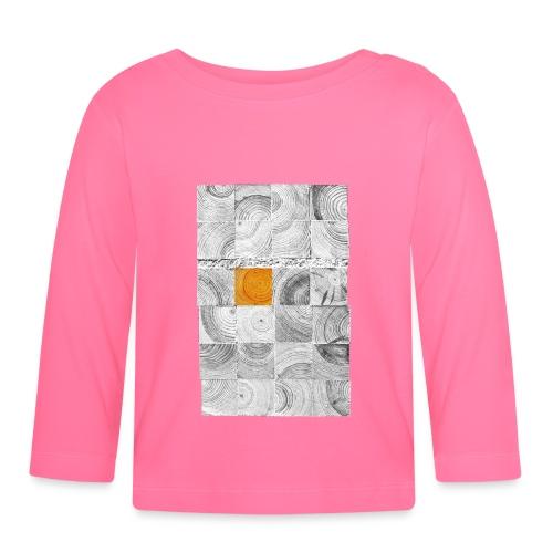 Cubes de Bois - T-shirt manches longues Bébé