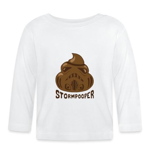 Stormpooper - Baby Long Sleeve T-Shirt