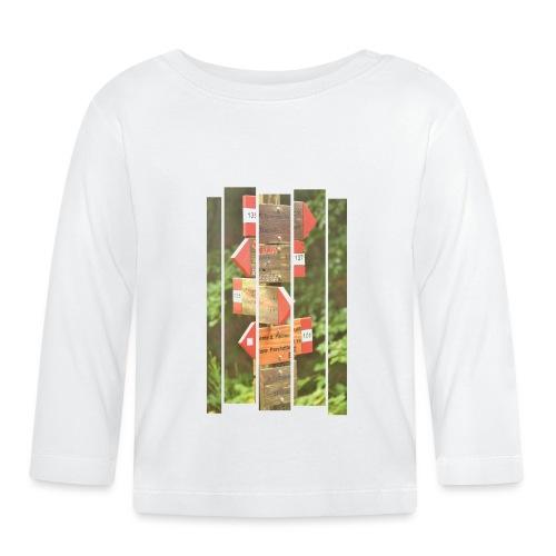 De verwarde hike - T-shirt