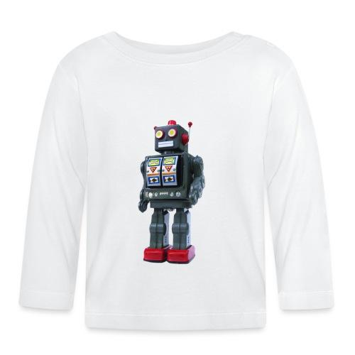 T-Shirt ROBOT - Maglietta a manica lunga per bambini