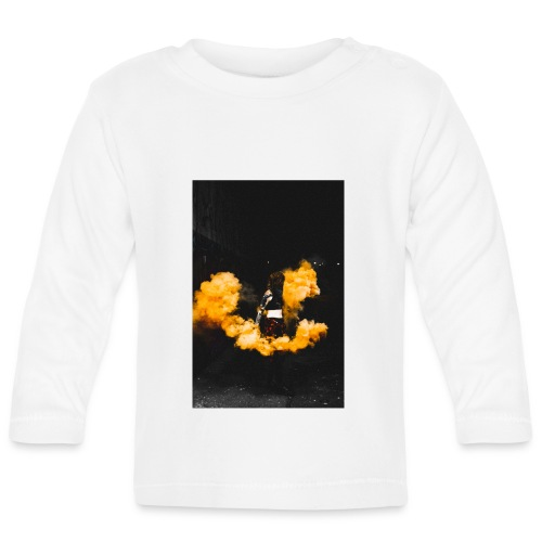 leake street dragon - Baby Long Sleeve T-Shirt