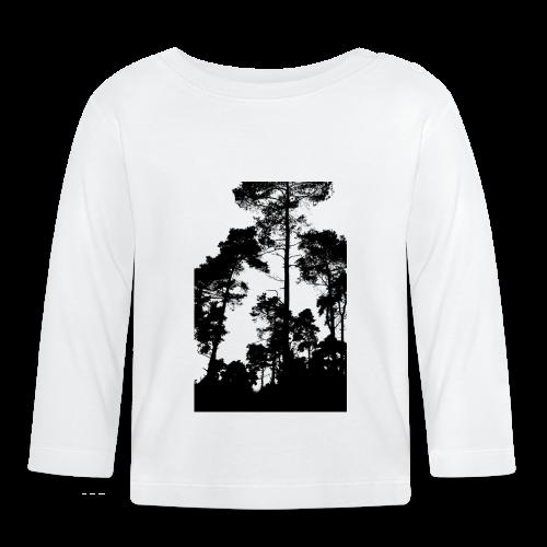 pinus nigra - Baby Long Sleeve T-Shirt