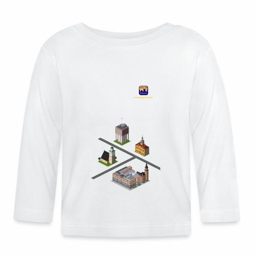 Raumagame mix - Vauvan pitkähihainen paita