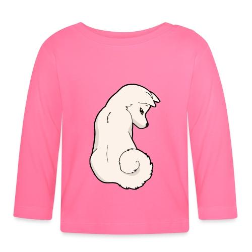 Akita bianco - Maglietta a manica lunga per bambini