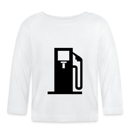 T pump - Baby Long Sleeve T-Shirt