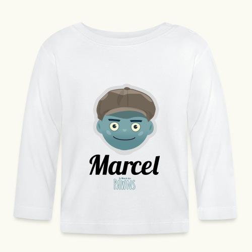 Marcel (Le monde des Pawns) - T-shirt manches longues Bébé