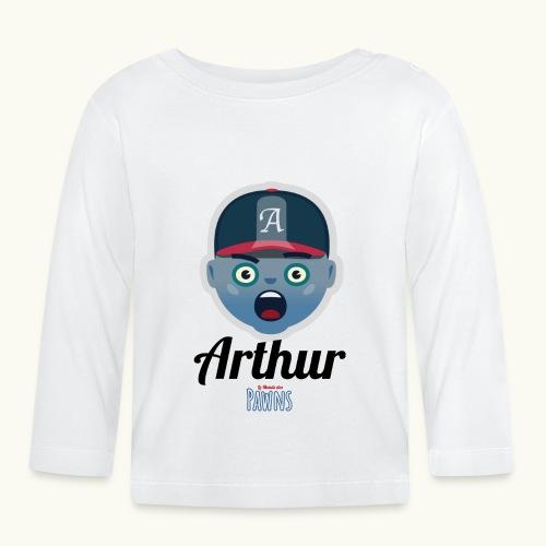 Arthur (Le monde des Pawns) - T-shirt manches longues Bébé