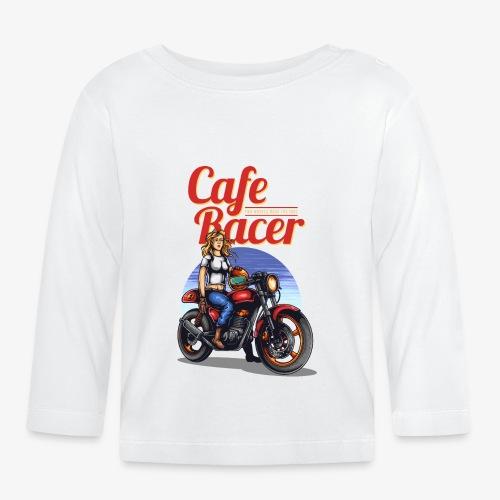 Cafe Racer - T-shirt manches longues Bébé