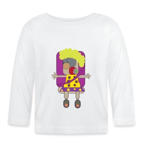 16 - T-shirt manches longues Bébé