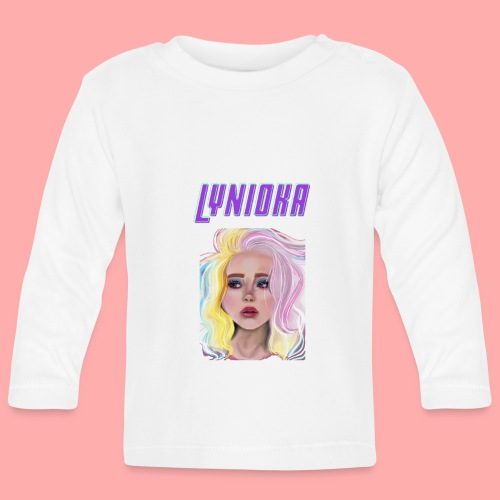 Princesse Lynioka - T-shirt manches longues Bébé