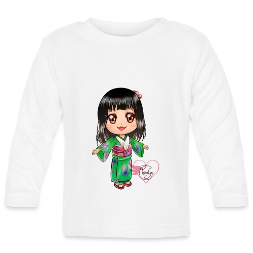 Rosalys crossing - T-shirt manches longues Bébé