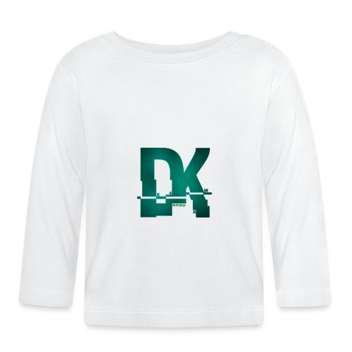 Dk hacked logo tshirt - T-shirt manches longues Bébé