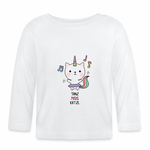 TanzKatzl - Baby Langarmshirt
