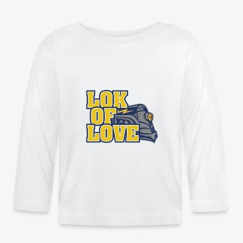 LOK OF LOVE 2 - Baby Langarmshirt