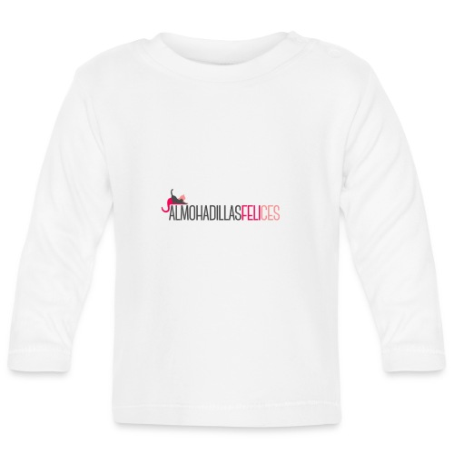 Almohadillas Felices Básico - Camiseta manga larga bebé