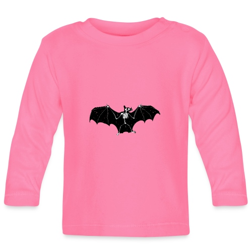Bat skeleton #1 - Baby Long Sleeve T-Shirt