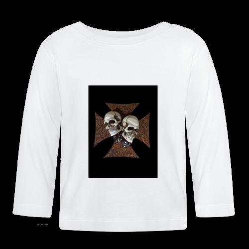 Iron Cross - Baby Langarmshirt