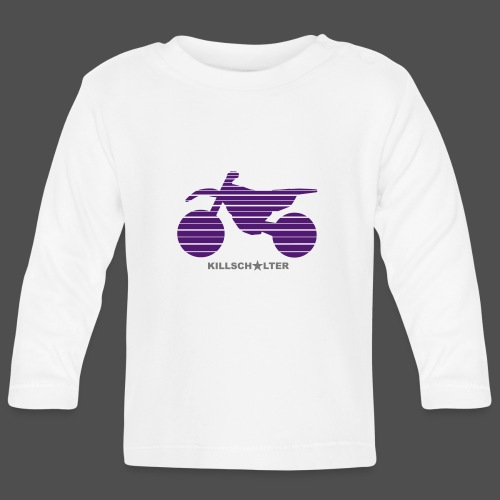 MX Bike - Baby Long Sleeve T-Shirt