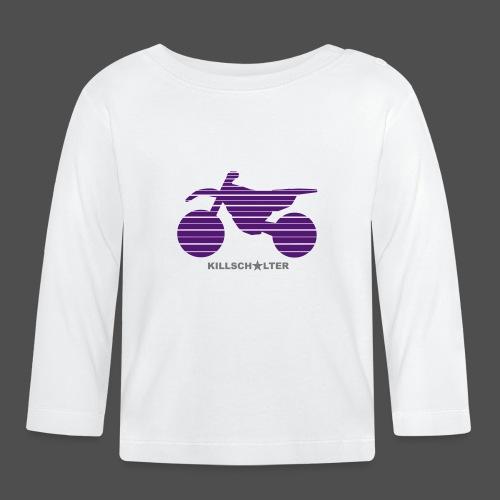 MX Bike - Koszulka niemowlęca z długim rękawem