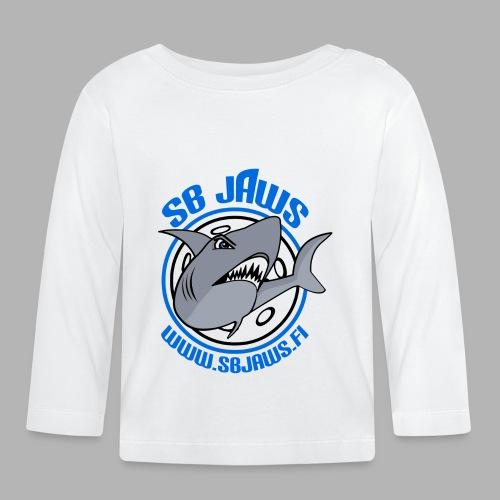 SB JAWS - Vauvan pitkähihainen paita