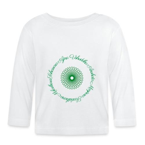Les Chakras - T-shirt manches longues Bébé