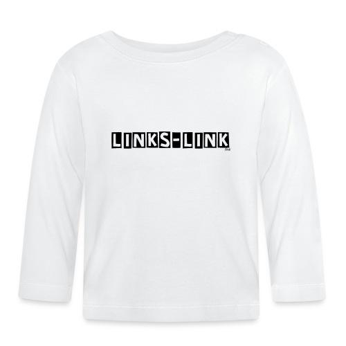 linkslink - Baby Langarmshirt